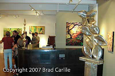 Brad at Mark Woolley Gallery: Day Amalgam 5